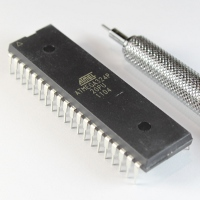 Image of the Atmega324p